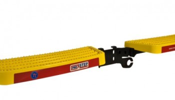 Tow Trust Pro-Step - rear access tow bar mounted step